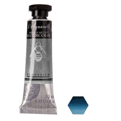 Sennelier Watercolor Tube N131501 318 S1 Prussian Blue Aquarelle 10Ml