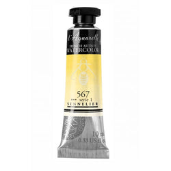 Sennelier Watercolor Tube N131501 567 S1 Naples Yellow Aquarelle 10Ml