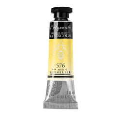 Sennelier Watercolor Tube N131501 576 S4 Nickel Yellow Aquarelle 10Ml