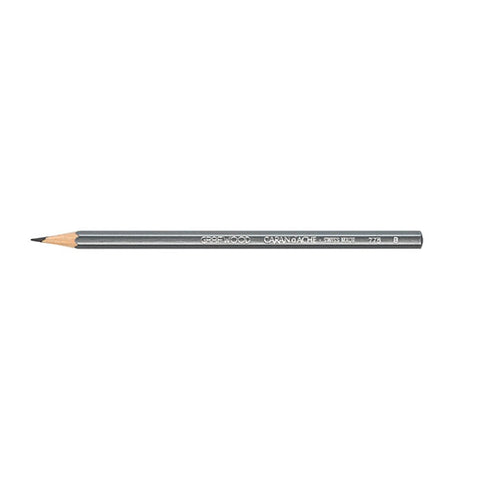 Caran D'Ache Drawing Pencil 775 251 B Grafwood Graphite Line