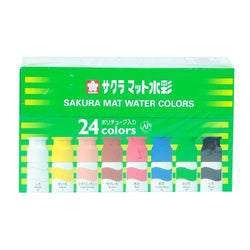 Sakura Watercolor Tube Emw24 Matt