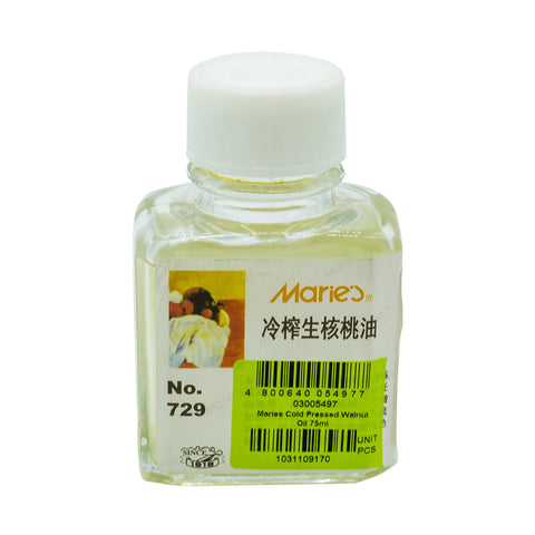 Maries Medium 75ML Walnut Oil