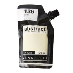 Sennelier Acrylic Color N121121 136 Titan Buff Abstract 120Ml