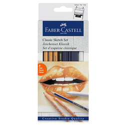 Faber-Castell Goldfaber Drawing Set Classic No. 114004 Sets for artists