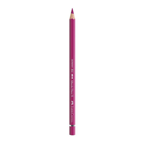 Faber Castell Colored Pencil  117625  Water Color  125 Middle Purple Pink Albrecht Durer
