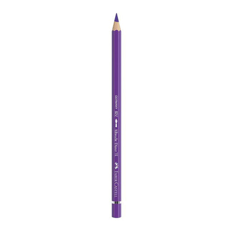 Faber Castell Colored Pencil  117636  Watercolor  136 Purple Violey Albrecht Durer