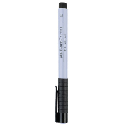 Faber Castell Brush Marker 220 167520 Light Indigo Pitt Artist Pen