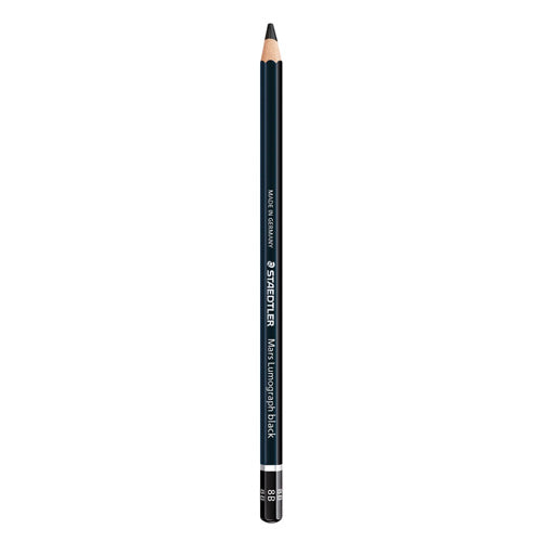 Staedtler Pencil Lumograph Black, 100B-8B