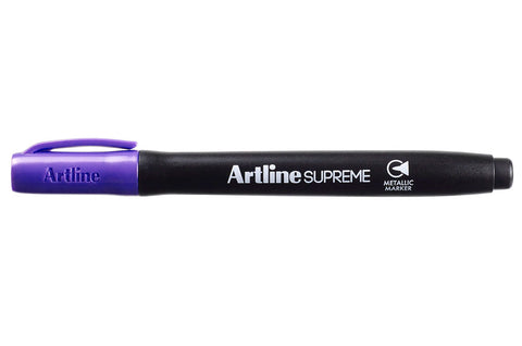 Artline Metallic Marker  Epf790 Purple Supreme