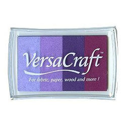 Tsukineko Craft Stamper Pad Vk403 Purple Versa Craft