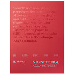 Legion stonehenge aqua block white hp 9 x 12 in 300 gsm