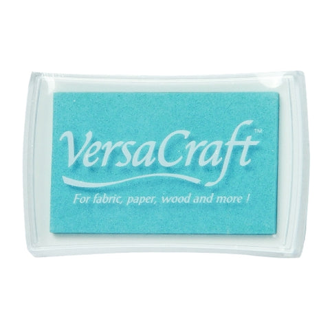 Tsukineko Craft Stamper Pad Vk139 Pale Aqua Versa Craft