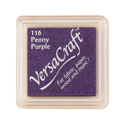 Tsukineko Craft Stamper Pad Vks116 Peony Purple Versa Craft Small