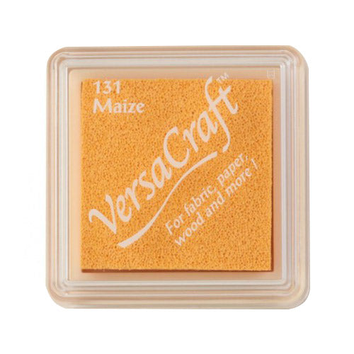 Tsukineko Craft Stamper Pad Vks131 Maize Versa Craft Small
