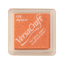 Tsukineko Craft Stamper Pad Vks132 Apricot Versa Craft Small