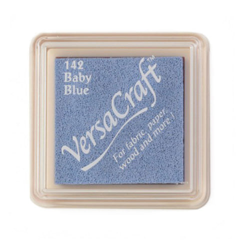 Tsukineko Craft Stamper Pad Vks142 Baby Blue Versa Craft Small