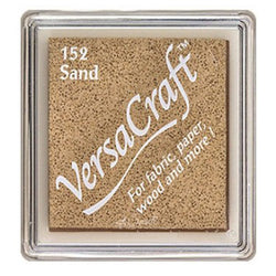 Tsukineko Craft Stamper Pad Vks152 Sand Versa Craft Small