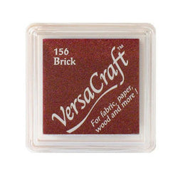 Tsukineko Craft Stamper Pad Vks156 Brick Versa Craft Small