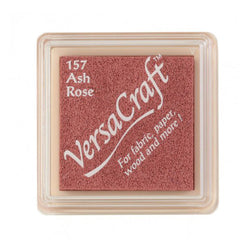 Tsukineko Craft Stamper Pad Vks157 Ash Rose Versa Craft Small