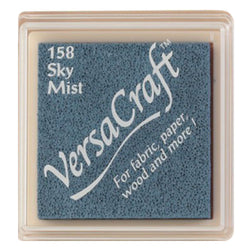 Tsukineko Craft Stamper Pad Vks158 Sky Mist Versa Craft Small