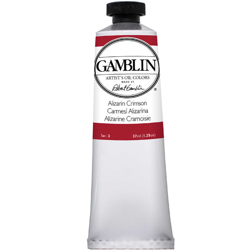 Gamblin Artist Grade Oil 1020 Alizarin Crimson 37 ML