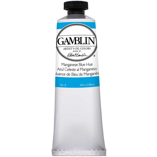 Gamblin Artist Grade Oil 1400 Manganese Blue Hue 37 ML