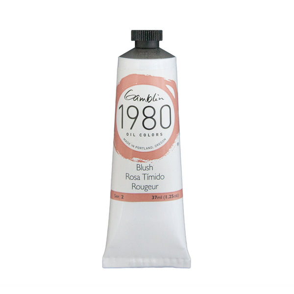 Gamblin 1980 Oil 7040 Blush 37 Ml