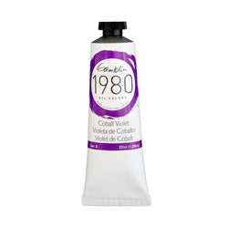 Gamblin 1980 Oil 7240 Cobalt Violet Ag  37 Ml