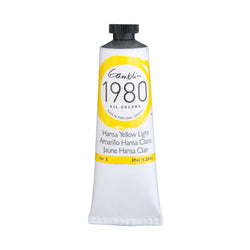 Gamblin 1980 Oil 7300 Hansa Yellow Light 37 Ml