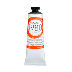 Gamblin 1980 Oil 7505 Permanent Orange       37 Ml