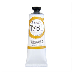 Gamblin 1980 Oil 7679 Transparent Yellow Oxide 37 Ml
