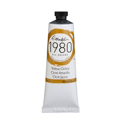 Gamblin 1980 Oil 7780 Yellow Ochre      37 Ml
