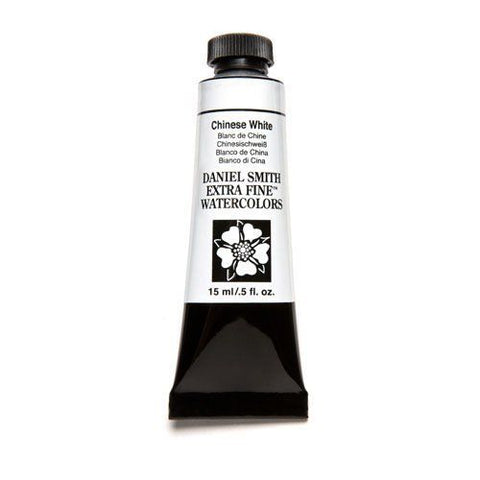 Daniel Smith Extra Fine Watercolor Paint Tube 284600023 15 Ml Chinese White