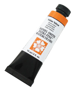 Daniel Smith Extra Fine Watercolor Paint Tube 284600045 15 Ml Indian Yellow