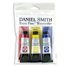 Daniel Smith Primary Watercolor Set 285250066 15 Ml 3 Tubes