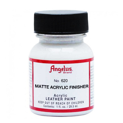 Angelus  Acrylic Finisher 620-01 Matte 1 Oz