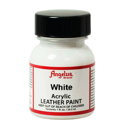 Angelus  Acrylic Leather Paint 720-005 White 1 Oz