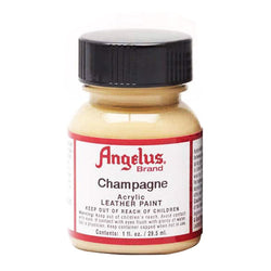Angelus  Acrylic Leather Paint 720-156 Champagne 1 Oz