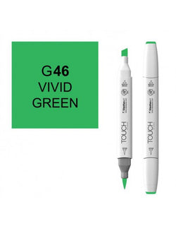 Shinhan Brush Marker 1210046 G46 VVD Grn