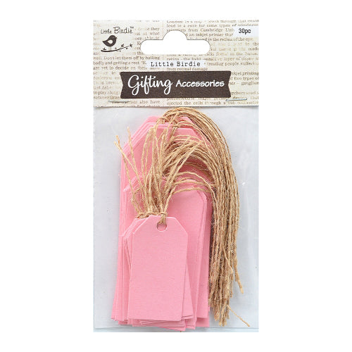 Ltbr Gift Tag Flat Sheet Everyda Cr80313 Harmony Pink 30 Pcs Per Pack
