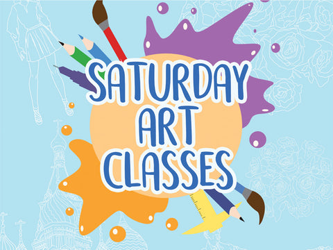 Saturday Art Classes by Young Artist's Studio