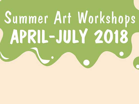 Summer Art Workshops by YAS (Serendra)