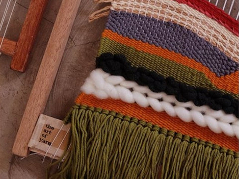Welcome to Weaving: Little Weavers by The Art of Yarn