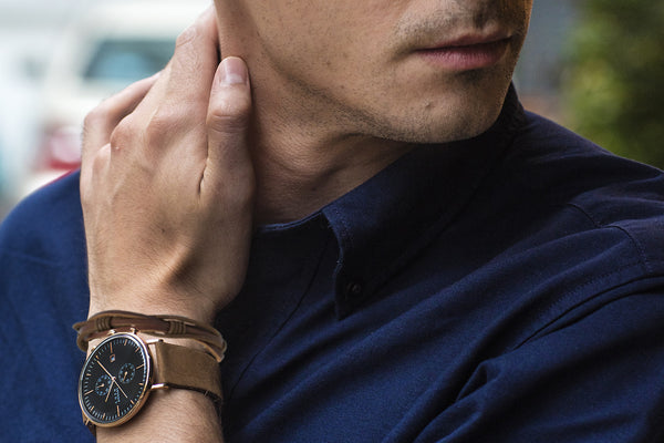 A Gentleman's Guide: How to Accessorise Your Watch