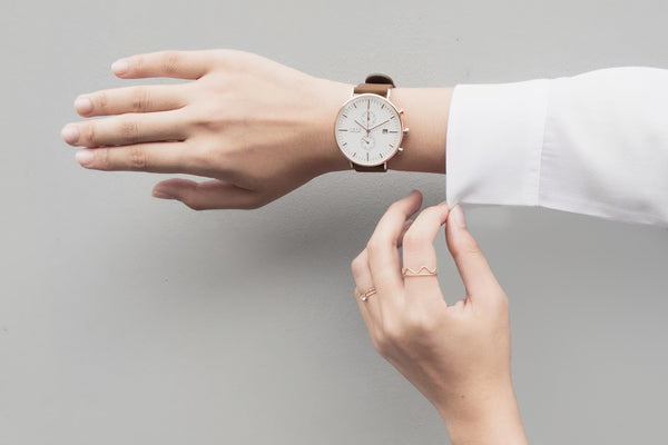 A Lady's Guide: How to Accessorise Your Watch