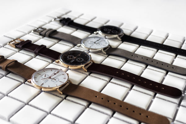 How To Change Your Leather Watch Straps