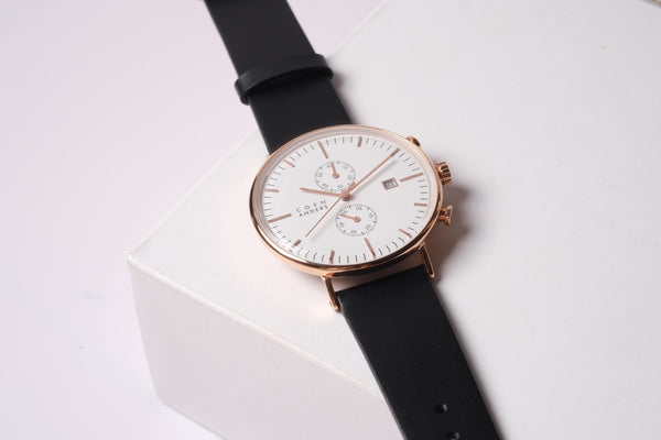 6 Minimalist yet Functional Watches- True identity of COEN ANDERS