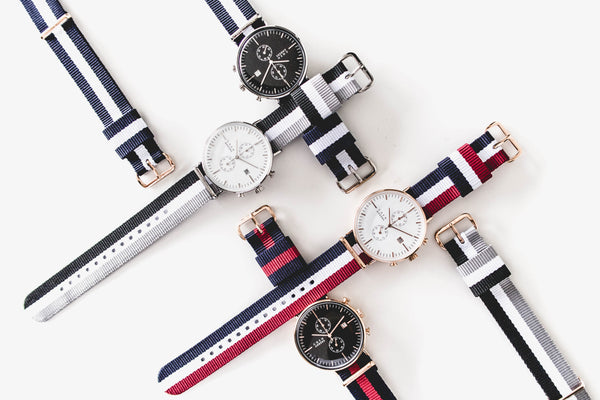 How to Change Your Nato Watch Straps
