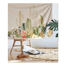 The Polka Dot Succulent Tapestry