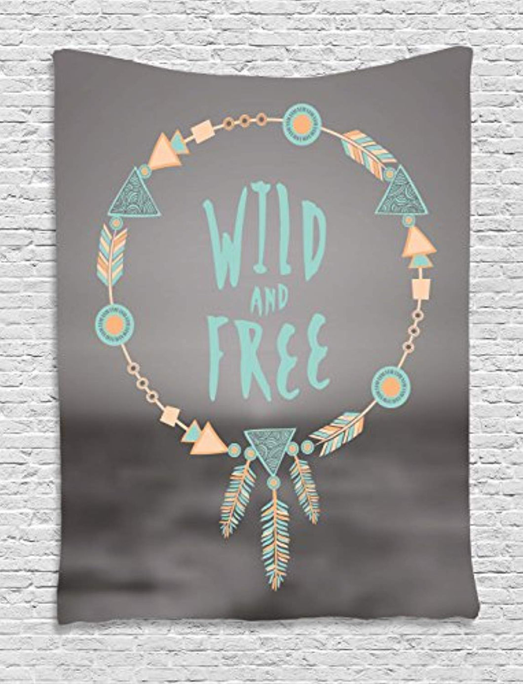 Bohemian Style Dream Catcher Décor Tapestry